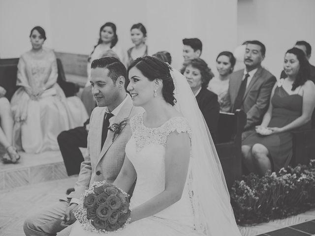 La boda de Rosella y Abraham