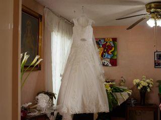 La boda de Florella y César 1