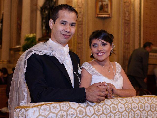 La boda de Florella y César