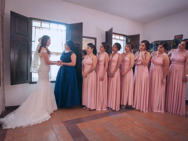La boda de Javier y Fatima en Guadalajara, Jalisco 6