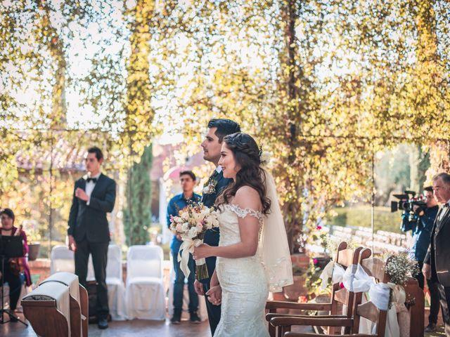 La boda de Javier y Fatima en Guadalajara, Jalisco 11
