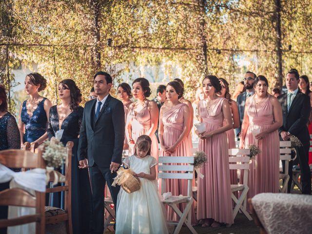 La boda de Javier y Fatima en Guadalajara, Jalisco 12