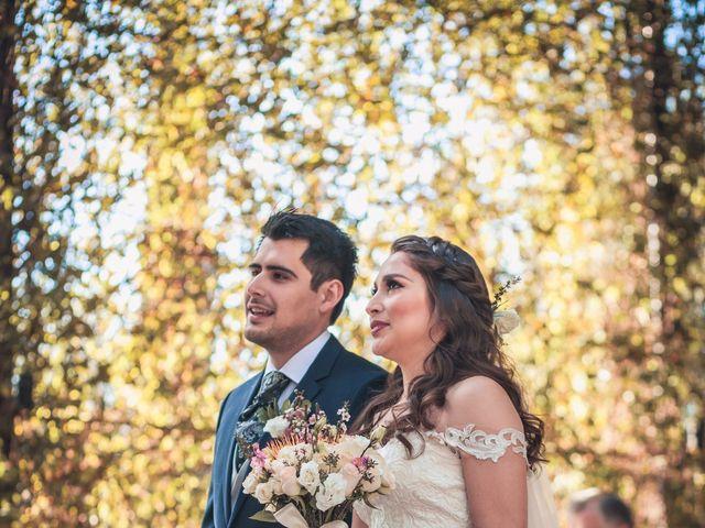 La boda de Javier y Fatima en Guadalajara, Jalisco 13