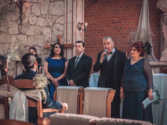 La boda de Javier y Fatima en Guadalajara, Jalisco 14