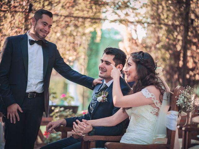 La boda de Javier y Fatima en Guadalajara, Jalisco 15