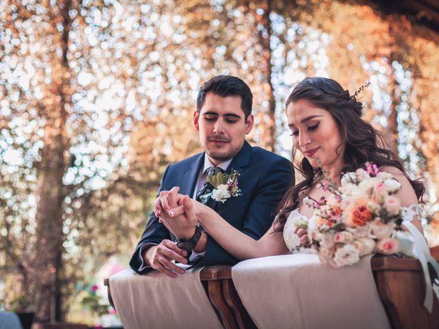 La boda de Javier y Fatima en Guadalajara, Jalisco 18