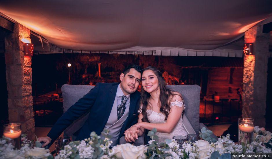 La boda de Javier y Fatima en Guadalajara, Jalisco