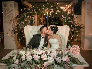 La boda de César y Mónica