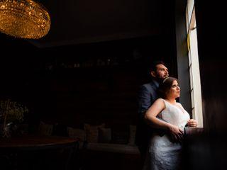 La boda de Cynthia y Alejandro