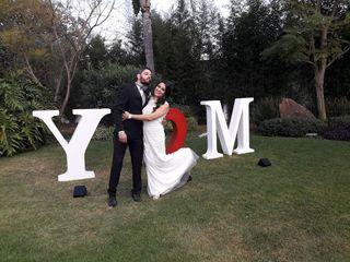 La boda de Yannine y Manuel 1