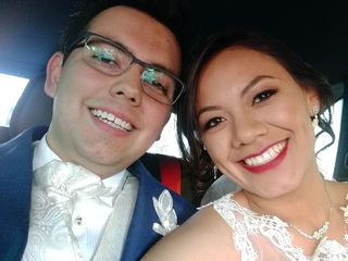 La boda de Jenny y Oscar