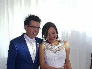 La boda de Jenny y Oscar 2