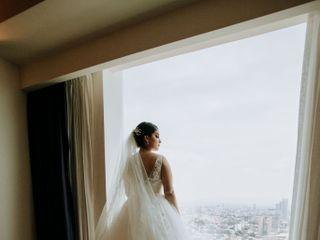 La boda de Alejandra y Poncho 3