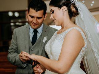 La boda de Alejandra y Poncho