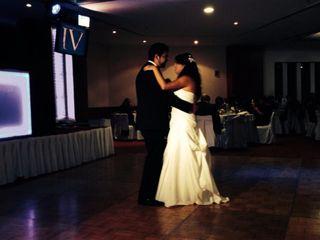 La boda de Patricia y Roberto
