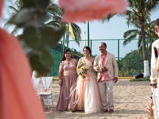 La boda de Cynthia y Juan Carlos 1