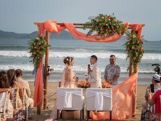 La boda de Cynthia y Juan Carlos