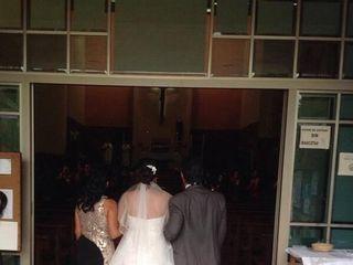 La boda de Claudia y Jorge 1