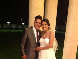 La boda de Claudia y Jorge 3