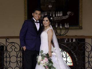 La boda de Berenisse y Alberto 2