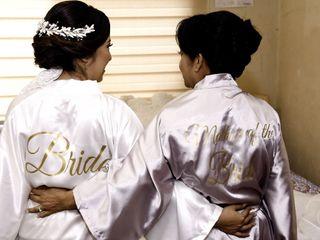 La boda de Berenisse y Alberto 3