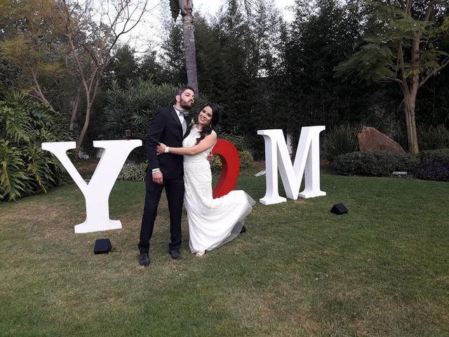La boda de Yannine y Manuel