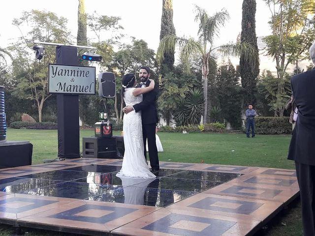La boda de Manuel y Yannine en Guadalajara, Jalisco 6
