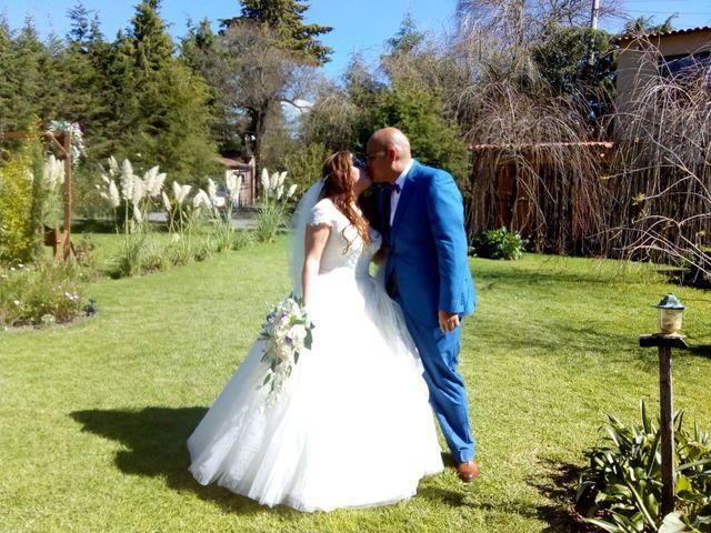 La boda de Carolina y Gabriel