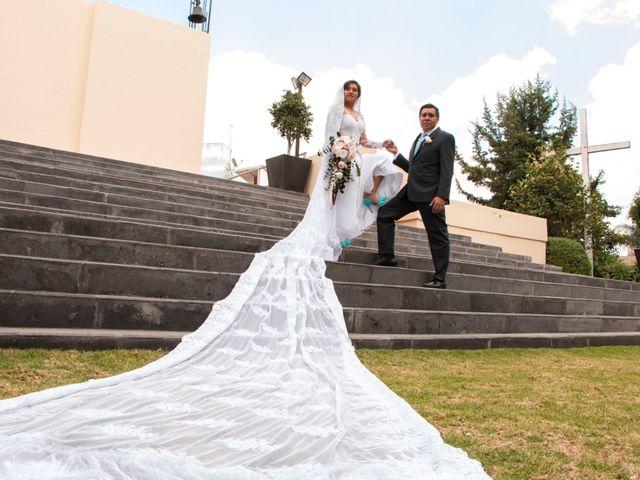 La boda de Nieves y Roberto