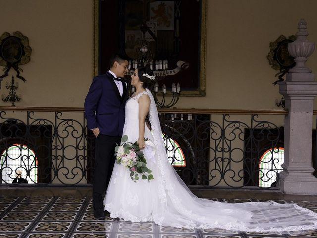 La boda de Berenisse y Alberto