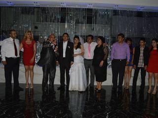 La boda de Paty y Ángel 1