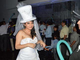 La boda de Paty y Ángel 3