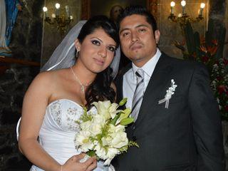 La boda de Paty y Ángel