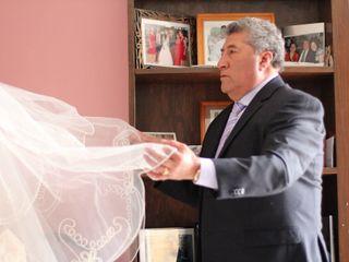 La boda de Raquel y Edgar 1