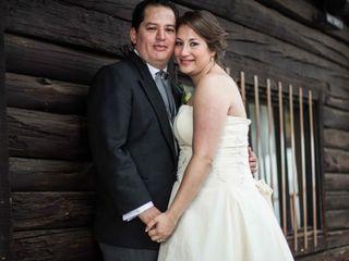 La boda de Raquel y Edgar
