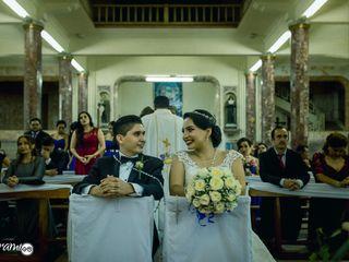 La boda de Cyntia y Sergio