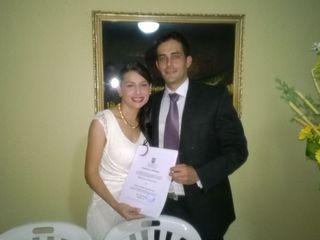 La boda de Kristina y Andy