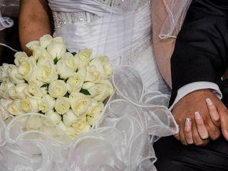 La boda de Viviana  y Oscar  1