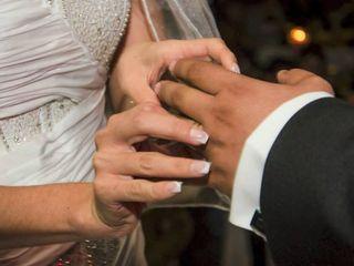 La boda de Viviana  y Oscar  2