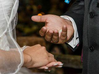 La boda de Viviana  y Oscar  3