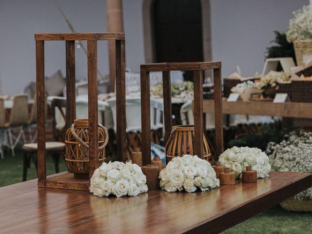 La boda de Lucy y Abraham en Degollado, Jalisco 3