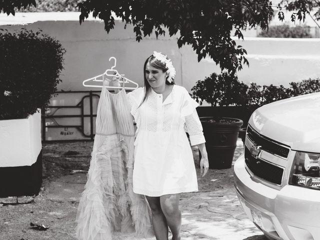 La boda de Lucy y Abraham en Degollado, Jalisco 8