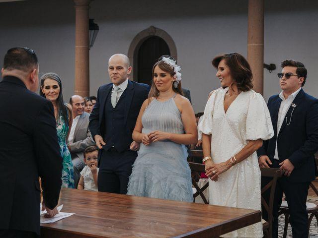 La boda de Lucy y Abraham en Degollado, Jalisco 31
