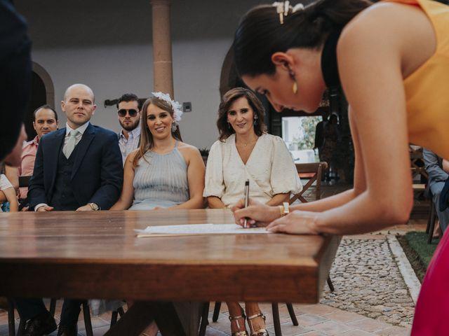 La boda de Lucy y Abraham en Degollado, Jalisco 32