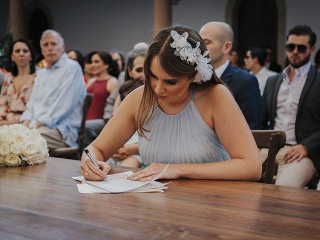 La boda de Lucy y Abraham en Degollado, Jalisco 37