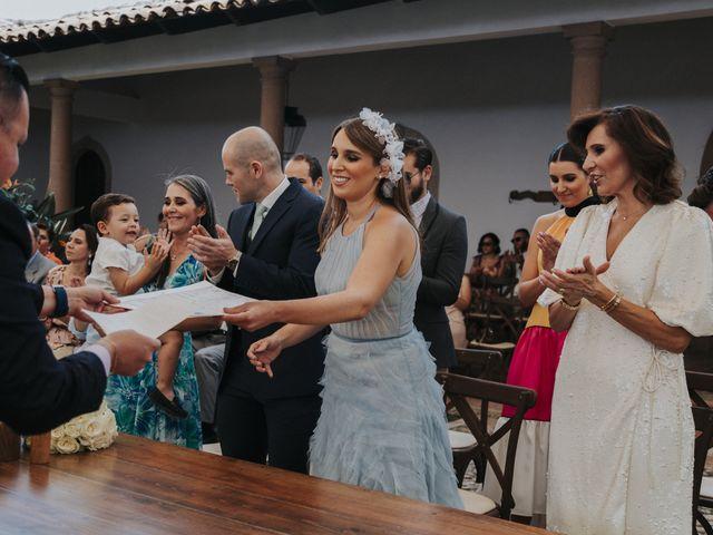 La boda de Lucy y Abraham en Degollado, Jalisco 40