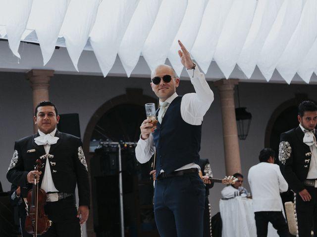 La boda de Lucy y Abraham en Degollado, Jalisco 42