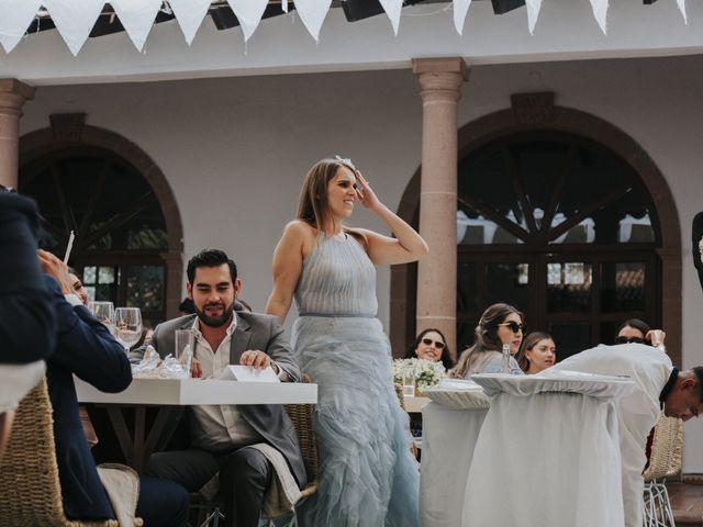 La boda de Lucy y Abraham en Degollado, Jalisco 43