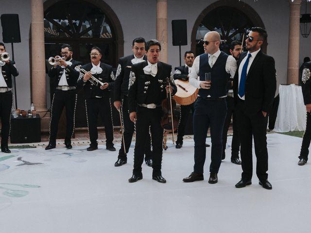 La boda de Lucy y Abraham en Degollado, Jalisco 44