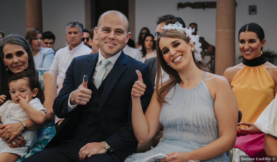 La boda de Lucy y Abraham en Degollado, Jalisco